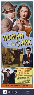 Woman in the Dark - Poster / Capa / Cartaz - Oficial 4