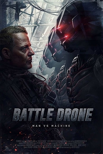Battle of the Drones - Poster / Capa / Cartaz - Oficial 2