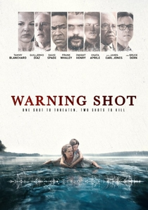 Warning Shot - Poster / Capa / Cartaz - Oficial 2