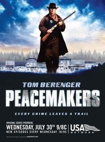 Peacemakers - A Nova Justiça - Poster / Capa / Cartaz - Oficial 1