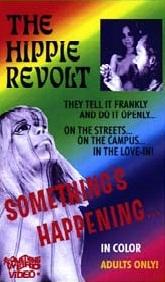 A Revolução dos Hippies - Poster / Capa / Cartaz - Oficial 2