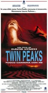 Twin Peaks - Os Últimos Dias de Laura Palmer - Poster / Capa / Cartaz - Oficial 10