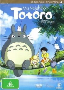 Meu Amigo Totoro - Poster / Capa / Cartaz - Oficial 37
