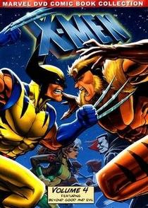 X-Men: A Série Animada (4ª Temporada) - Poster / Capa / Cartaz - Oficial 1