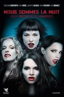 As Donas da Noite - Poster / Capa / Cartaz - Oficial 2