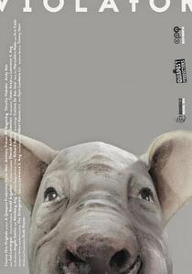Violator - Poster / Capa / Cartaz - Oficial 1