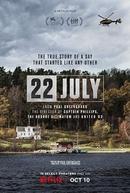 22 de Julho (22 July)