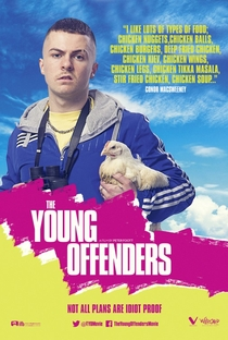 The Young Offenders - Poster / Capa / Cartaz - Oficial 3