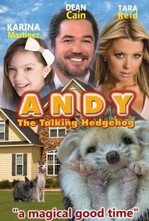Andy the Talking Hedgehog - Poster / Capa / Cartaz - Oficial 1