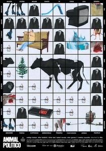Animal Político - Poster / Capa / Cartaz - Oficial 1