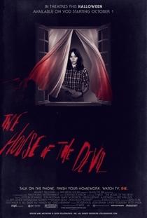 A Casa do Demônio - Poster / Capa / Cartaz - Oficial 3