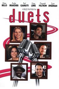 Duets: Vem Cantar Comigo - Poster / Capa / Cartaz - Oficial 5