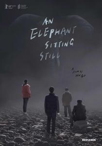 Um Elefante Sentado Quieto - Poster / Capa / Cartaz - Oficial 4