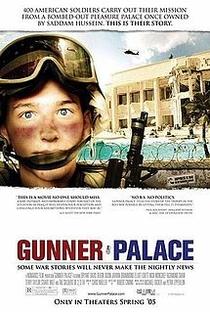 Gunner Palace - Poster / Capa / Cartaz - Oficial 1