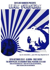 Blue Sunshine - Poster / Capa / Cartaz - Oficial 3