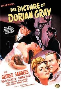 O Retrato de Dorian Gray - Poster / Capa / Cartaz - Oficial 2