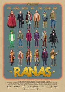 Ranas - Poster / Capa / Cartaz - Oficial 2