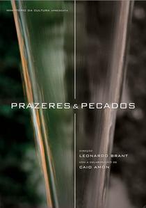 PRAZERES & PECADOS - Poster / Capa / Cartaz - Oficial 1