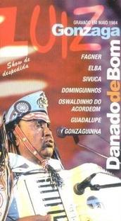 Luiz Gonzaga - Danado de Bom - Poster / Capa / Cartaz - Oficial 1