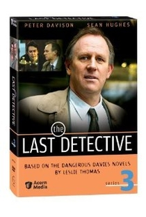 The Last Detective - Poster / Capa / Cartaz - Oficial 1