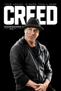 Creed: Nascido para Lutar - Poster / Capa / Cartaz - Oficial 9