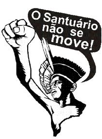 Sagrada Terra Especulada - A Luta Contra o Setor Noroeste - Poster / Capa / Cartaz - Oficial 1