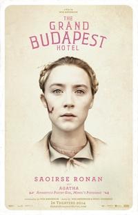 O Grande Hotel Budapeste - Poster / Capa / Cartaz - Oficial 10