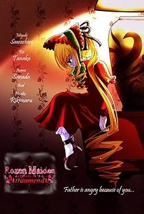 Rozen Maiden (2ª Temporada) - Poster / Capa / Cartaz - Oficial 15