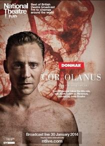 Coriolano - Poster / Capa / Cartaz - Oficial 1