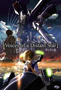 Vozes de uma Estrela Distante - Poster / Capa / Cartaz - Oficial 7