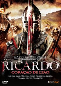 Ricardo: Coração de Leão - Poster / Capa / Cartaz - Oficial 3