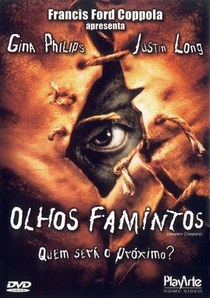 Olhos Famintos - Poster / Capa / Cartaz - Oficial 2