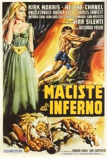 Maciste no Inferno - Poster / Capa / Cartaz - Oficial 1