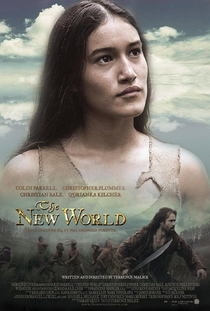 O Novo Mundo - Poster / Capa / Cartaz - Oficial 6