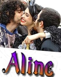 Aline (2ª Temporada) - Poster / Capa / Cartaz - Oficial 1