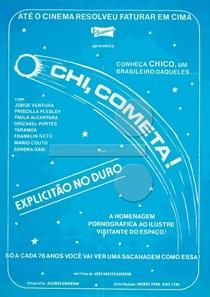 Chi, Cometa! - Poster / Capa / Cartaz - Oficial 1