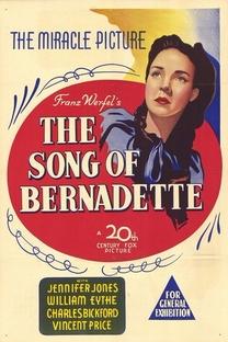 A Canção de Bernadette - Poster / Capa / Cartaz - Oficial 3