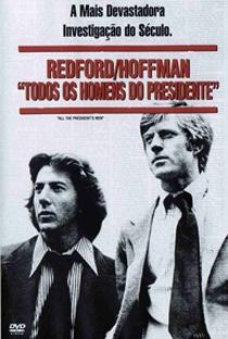 Todos os Homens do Presidente - Poster / Capa / Cartaz - Oficial 4