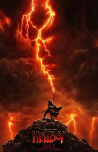 Hellboy - Poster / Capa / Cartaz - Oficial 6