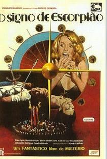 O Signo de Escorpião - Poster / Capa / Cartaz - Oficial 1