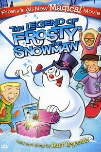 A Lenda de Frosty o Boneco de Neve - Poster / Capa / Cartaz - Oficial 2