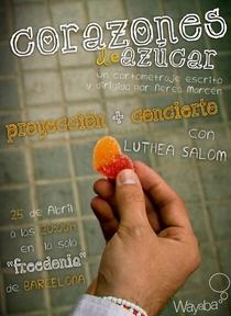 Corações de Açúcar - Poster / Capa / Cartaz - Oficial 1