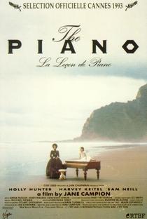 O Piano - Poster / Capa / Cartaz - Oficial 5