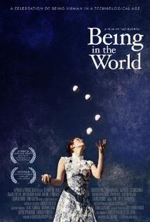 Estar no Mundo - Poster / Capa / Cartaz - Oficial 1