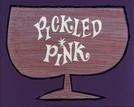 A Pantera e o Bêbado (Pickled Pink)