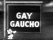 Gay Gaucho - Poster / Capa / Cartaz - Oficial 1