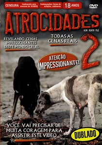 Atrocidades 2  - Poster / Capa / Cartaz - Oficial 1