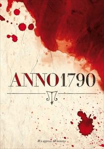 Anno 1790 - Poster / Capa / Cartaz - Oficial 1