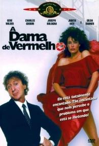 A Dama de Vermelho - Poster / Capa / Cartaz - Oficial 2