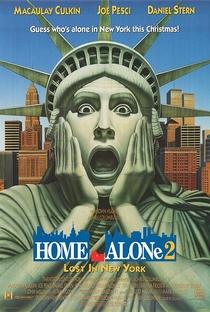 Esqueceram de Mim 2 - Perdido em Nova York - Poster / Capa / Cartaz - Oficial 2